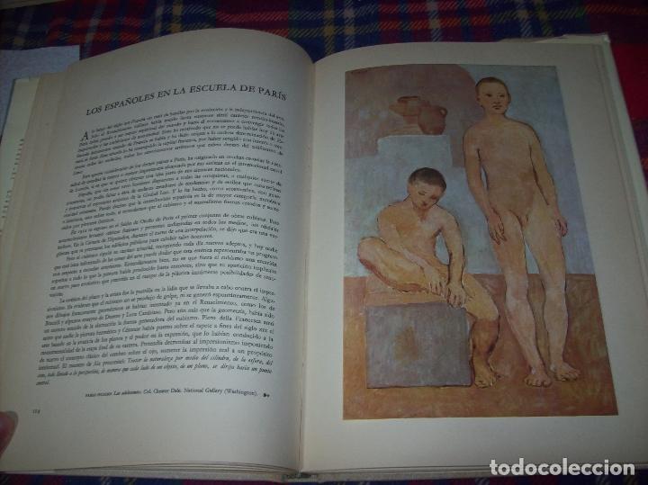 Libros de segunda mano: LA PINTURA ESPAÑOLA MODERNA Y CONTEMPORANEA. 3 TOMOS. JORGE LARCO. ED. CASTILLA. 1964. UNA JOYA!!!! - Foto 43 - 100104991