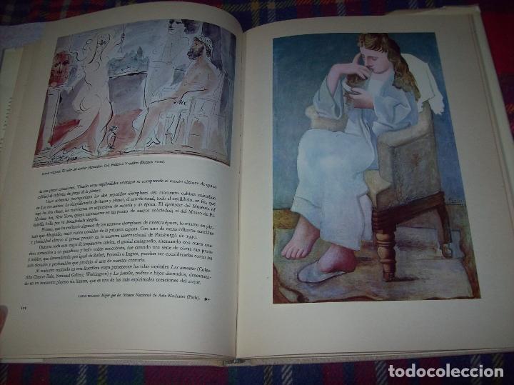 Libros de segunda mano: LA PINTURA ESPAÑOLA MODERNA Y CONTEMPORANEA. 3 TOMOS. JORGE LARCO. ED. CASTILLA. 1964. UNA JOYA!!!! - Foto 44 - 100104991