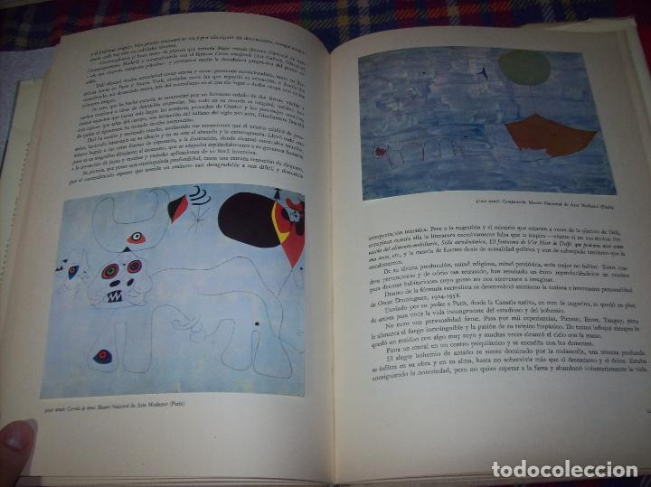 Libros de segunda mano: LA PINTURA ESPAÑOLA MODERNA Y CONTEMPORANEA. 3 TOMOS. JORGE LARCO. ED. CASTILLA. 1964. UNA JOYA!!!! - Foto 46 - 100104991