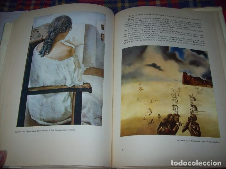Libros de segunda mano: LA PINTURA ESPAÑOLA MODERNA Y CONTEMPORANEA. 3 TOMOS. JORGE LARCO. ED. CASTILLA. 1964. UNA JOYA!!!! - Foto 47 - 100104991