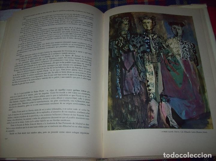 Libros de segunda mano: LA PINTURA ESPAÑOLA MODERNA Y CONTEMPORANEA. 3 TOMOS. JORGE LARCO. ED. CASTILLA. 1964. UNA JOYA!!!! - Foto 48 - 100104991
