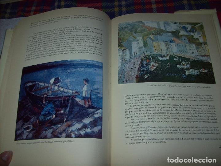 Libros de segunda mano: LA PINTURA ESPAÑOLA MODERNA Y CONTEMPORANEA. 3 TOMOS. JORGE LARCO. ED. CASTILLA. 1964. UNA JOYA!!!! - Foto 49 - 100104991
