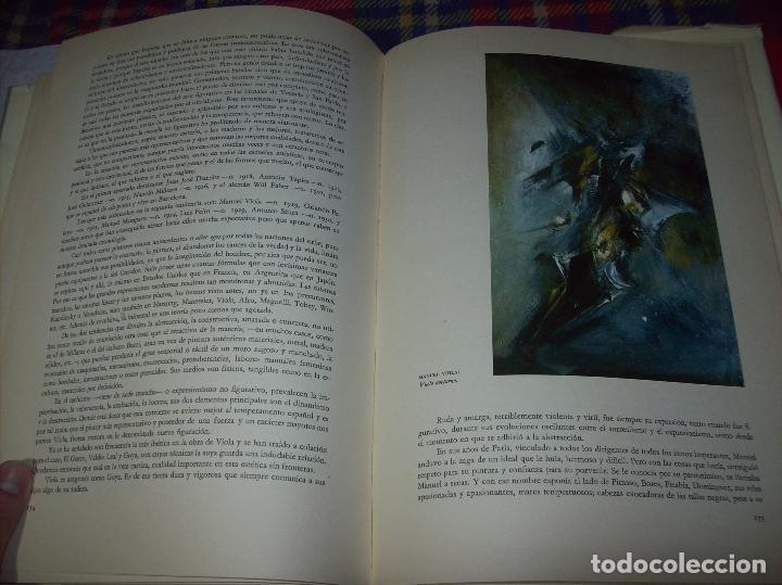 Libros de segunda mano: LA PINTURA ESPAÑOLA MODERNA Y CONTEMPORANEA. 3 TOMOS. JORGE LARCO. ED. CASTILLA. 1964. UNA JOYA!!!! - Foto 50 - 100104991