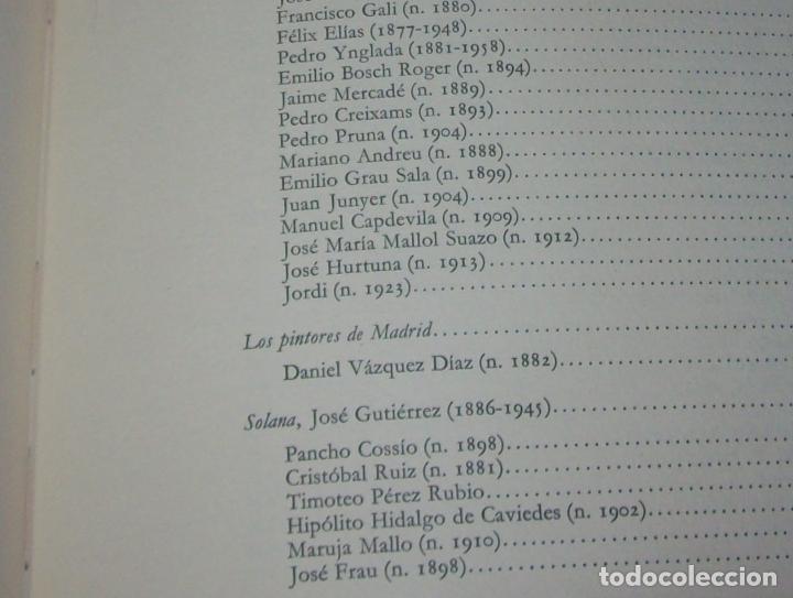 Libros de segunda mano: LA PINTURA ESPAÑOLA MODERNA Y CONTEMPORANEA. 3 TOMOS. JORGE LARCO. ED. CASTILLA. 1964. UNA JOYA!!!! - Foto 53 - 100104991