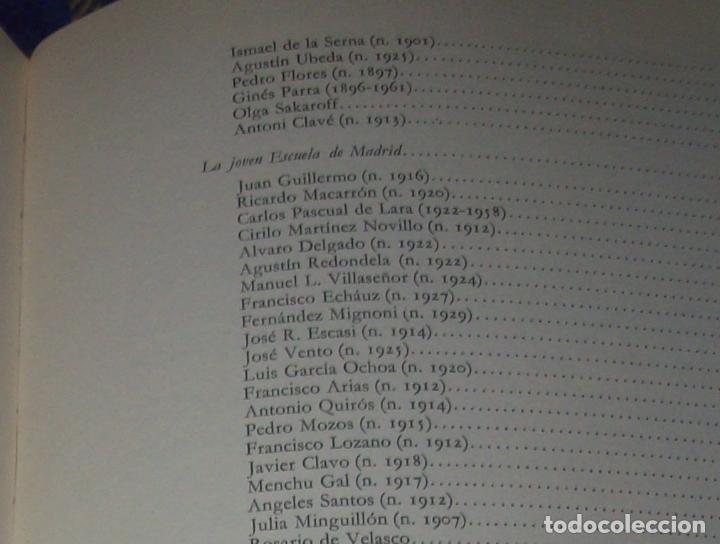 Libros de segunda mano: LA PINTURA ESPAÑOLA MODERNA Y CONTEMPORANEA. 3 TOMOS. JORGE LARCO. ED. CASTILLA. 1964. UNA JOYA!!!! - Foto 57 - 100104991