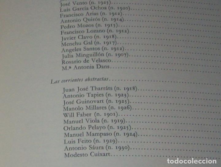 Libros de segunda mano: LA PINTURA ESPAÑOLA MODERNA Y CONTEMPORANEA. 3 TOMOS. JORGE LARCO. ED. CASTILLA. 1964. UNA JOYA!!!! - Foto 58 - 100104991