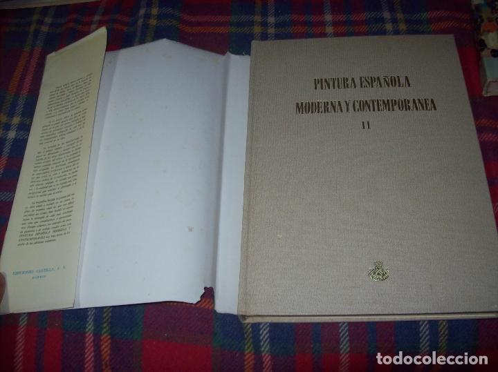 Libros de segunda mano: LA PINTURA ESPAÑOLA MODERNA Y CONTEMPORANEA. 3 TOMOS. JORGE LARCO. ED. CASTILLA. 1964. UNA JOYA!!!! - Foto 61 - 100104991