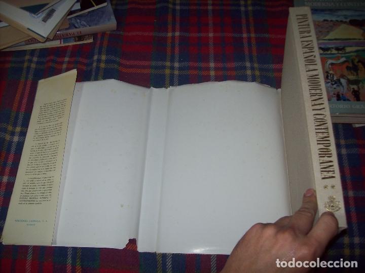 Libros de segunda mano: LA PINTURA ESPAÑOLA MODERNA Y CONTEMPORANEA. 3 TOMOS. JORGE LARCO. ED. CASTILLA. 1964. UNA JOYA!!!! - Foto 62 - 100104991