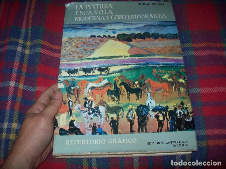 Libros de segunda mano: LA PINTURA ESPAÑOLA MODERNA Y CONTEMPORANEA. 3 TOMOS. JORGE LARCO. ED. CASTILLA. 1964. UNA JOYA!!!! - Foto 63 - 100104991