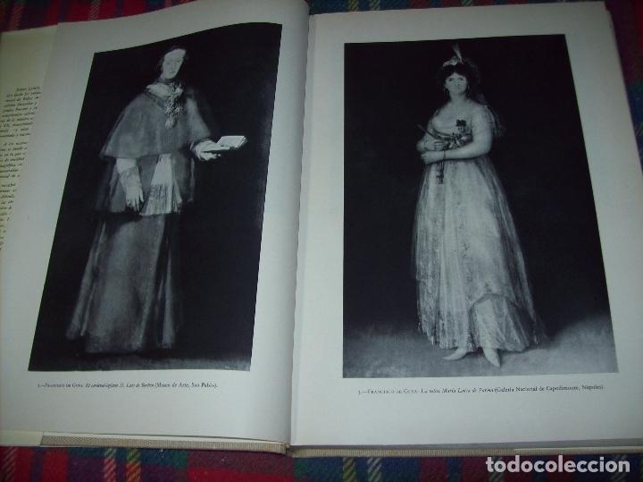 Libros de segunda mano: LA PINTURA ESPAÑOLA MODERNA Y CONTEMPORANEA. 3 TOMOS. JORGE LARCO. ED. CASTILLA. 1964. UNA JOYA!!!! - Foto 65 - 100104991