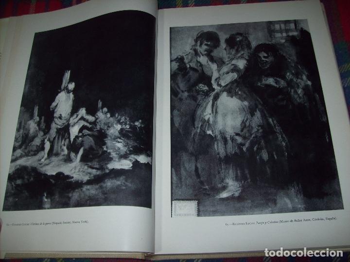 Libros de segunda mano: LA PINTURA ESPAÑOLA MODERNA Y CONTEMPORANEA. 3 TOMOS. JORGE LARCO. ED. CASTILLA. 1964. UNA JOYA!!!! - Foto 69 - 100104991