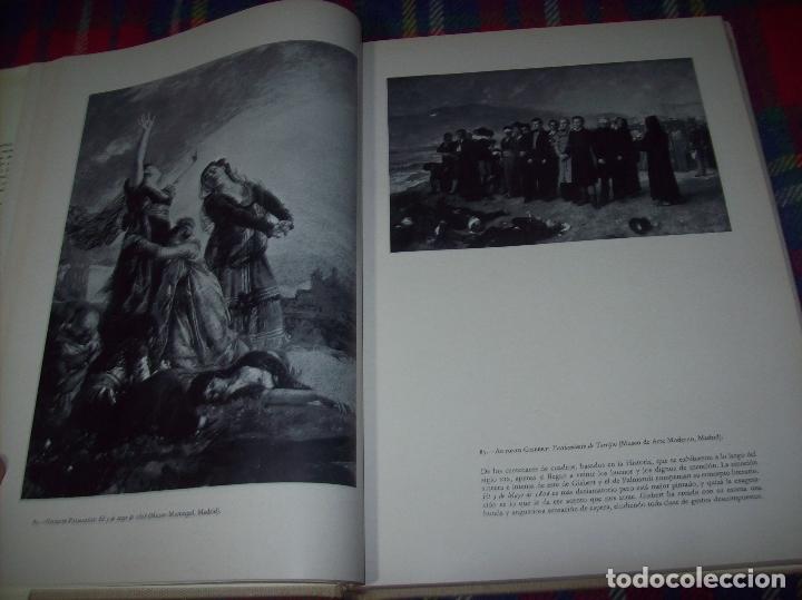 Libros de segunda mano: LA PINTURA ESPAÑOLA MODERNA Y CONTEMPORANEA. 3 TOMOS. JORGE LARCO. ED. CASTILLA. 1964. UNA JOYA!!!! - Foto 71 - 100104991