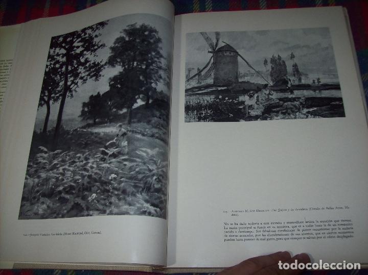 Libros de segunda mano: LA PINTURA ESPAÑOLA MODERNA Y CONTEMPORANEA. 3 TOMOS. JORGE LARCO. ED. CASTILLA. 1964. UNA JOYA!!!! - Foto 74 - 100104991