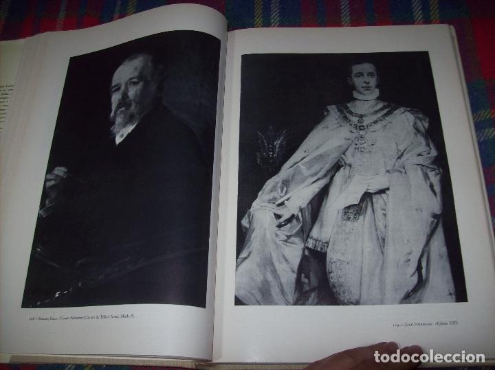 Libros de segunda mano: LA PINTURA ESPAÑOLA MODERNA Y CONTEMPORANEA. 3 TOMOS. JORGE LARCO. ED. CASTILLA. 1964. UNA JOYA!!!! - Foto 75 - 100104991