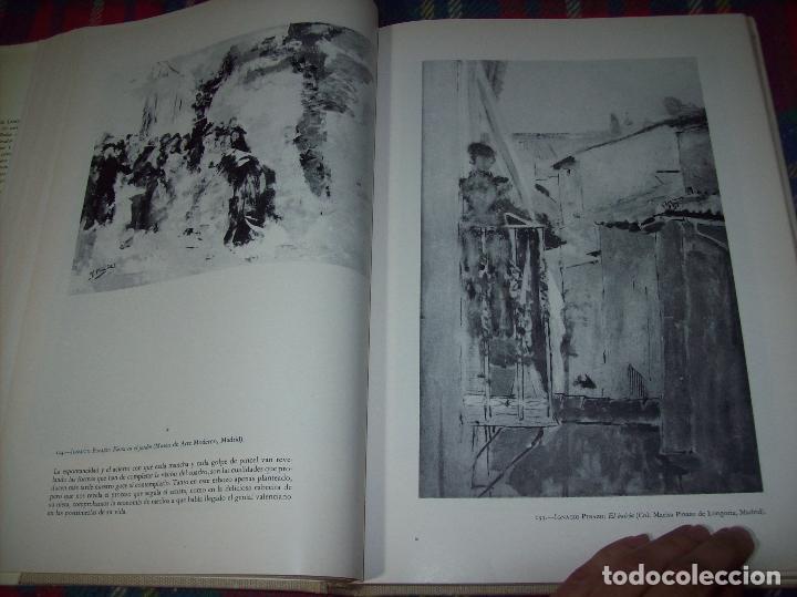 Libros de segunda mano: LA PINTURA ESPAÑOLA MODERNA Y CONTEMPORANEA. 3 TOMOS. JORGE LARCO. ED. CASTILLA. 1964. UNA JOYA!!!! - Foto 76 - 100104991