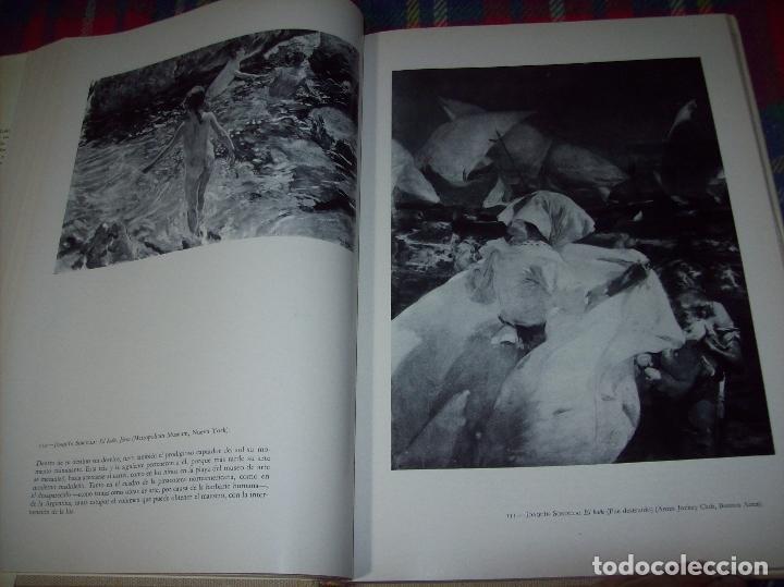 Libros de segunda mano: LA PINTURA ESPAÑOLA MODERNA Y CONTEMPORANEA. 3 TOMOS. JORGE LARCO. ED. CASTILLA. 1964. UNA JOYA!!!! - Foto 77 - 100104991