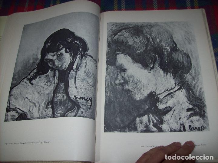 Libros de segunda mano: LA PINTURA ESPAÑOLA MODERNA Y CONTEMPORANEA. 3 TOMOS. JORGE LARCO. ED. CASTILLA. 1964. UNA JOYA!!!! - Foto 83 - 100104991