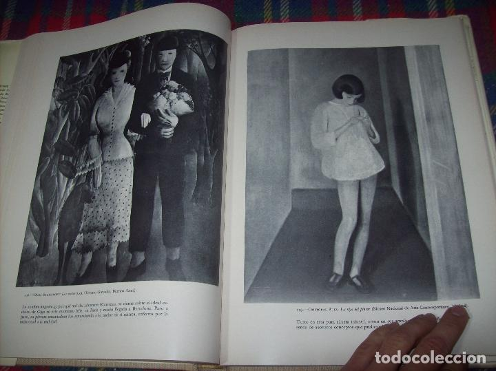 Libros de segunda mano: LA PINTURA ESPAÑOLA MODERNA Y CONTEMPORANEA. 3 TOMOS. JORGE LARCO. ED. CASTILLA. 1964. UNA JOYA!!!! - Foto 86 - 100104991