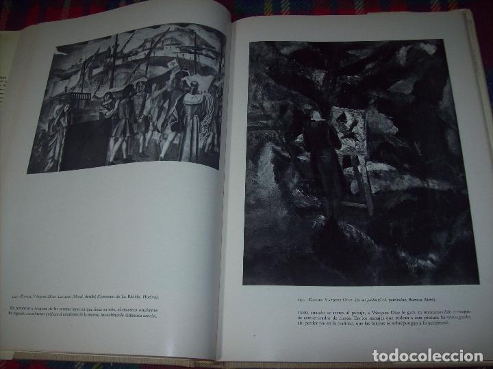 Libros de segunda mano: LA PINTURA ESPAÑOLA MODERNA Y CONTEMPORANEA. 3 TOMOS. JORGE LARCO. ED. CASTILLA. 1964. UNA JOYA!!!! - Foto 87 - 100104991