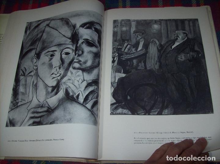 Libros de segunda mano: LA PINTURA ESPAÑOLA MODERNA Y CONTEMPORANEA. 3 TOMOS. JORGE LARCO. ED. CASTILLA. 1964. UNA JOYA!!!! - Foto 88 - 100104991