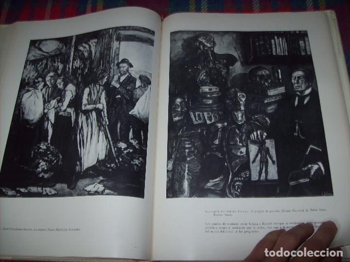 Libros de segunda mano: LA PINTURA ESPAÑOLA MODERNA Y CONTEMPORANEA. 3 TOMOS. JORGE LARCO. ED. CASTILLA. 1964. UNA JOYA!!!! - Foto 89 - 100104991