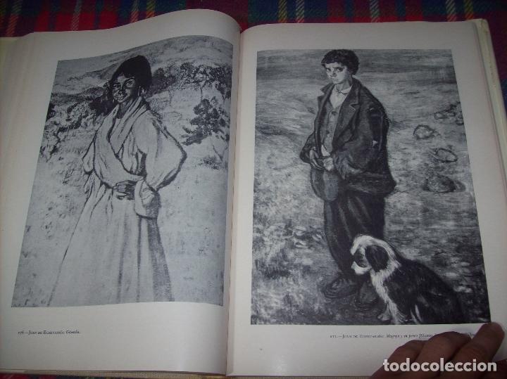 Libros de segunda mano: LA PINTURA ESPAÑOLA MODERNA Y CONTEMPORANEA. 3 TOMOS. JORGE LARCO. ED. CASTILLA. 1964. UNA JOYA!!!! - Foto 91 - 100104991