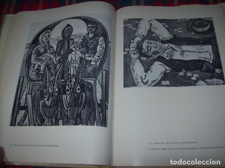 Libros de segunda mano: LA PINTURA ESPAÑOLA MODERNA Y CONTEMPORANEA. 3 TOMOS. JORGE LARCO. ED. CASTILLA. 1964. UNA JOYA!!!! - Foto 94 - 100104991