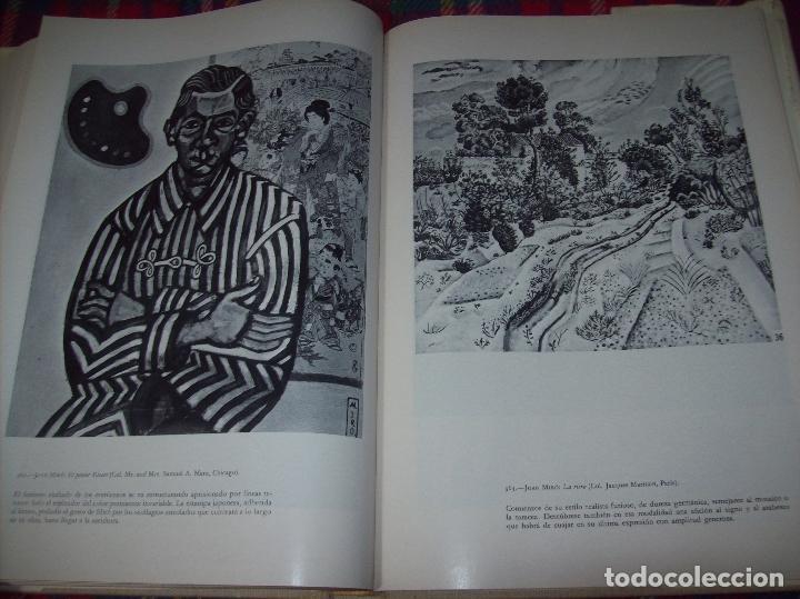 Libros de segunda mano: LA PINTURA ESPAÑOLA MODERNA Y CONTEMPORANEA. 3 TOMOS. JORGE LARCO. ED. CASTILLA. 1964. UNA JOYA!!!! - Foto 99 - 100104991