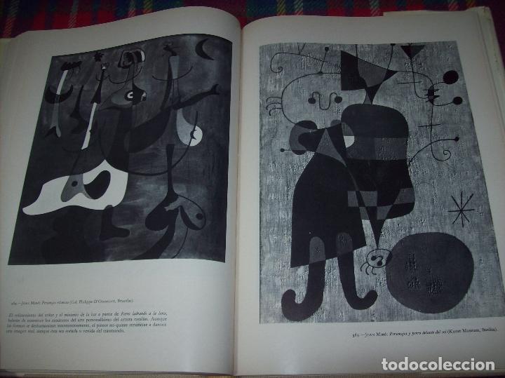 Libros de segunda mano: LA PINTURA ESPAÑOLA MODERNA Y CONTEMPORANEA. 3 TOMOS. JORGE LARCO. ED. CASTILLA. 1964. UNA JOYA!!!! - Foto 100 - 100104991