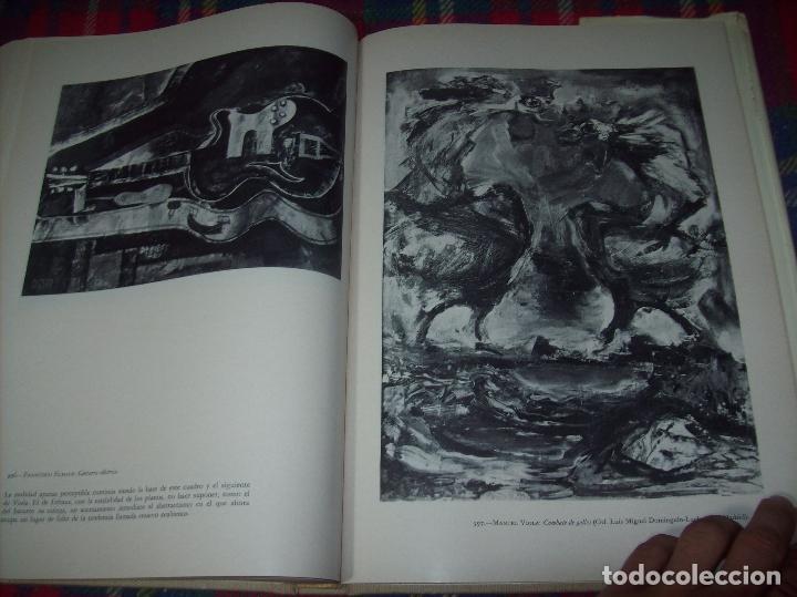 Libros de segunda mano: LA PINTURA ESPAÑOLA MODERNA Y CONTEMPORANEA. 3 TOMOS. JORGE LARCO. ED. CASTILLA. 1964. UNA JOYA!!!! - Foto 103 - 100104991