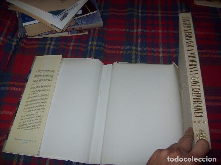 Libros de segunda mano: LA PINTURA ESPAÑOLA MODERNA Y CONTEMPORANEA. 3 TOMOS. JORGE LARCO. ED. CASTILLA. 1964. UNA JOYA!!!! - Foto 108 - 100104991