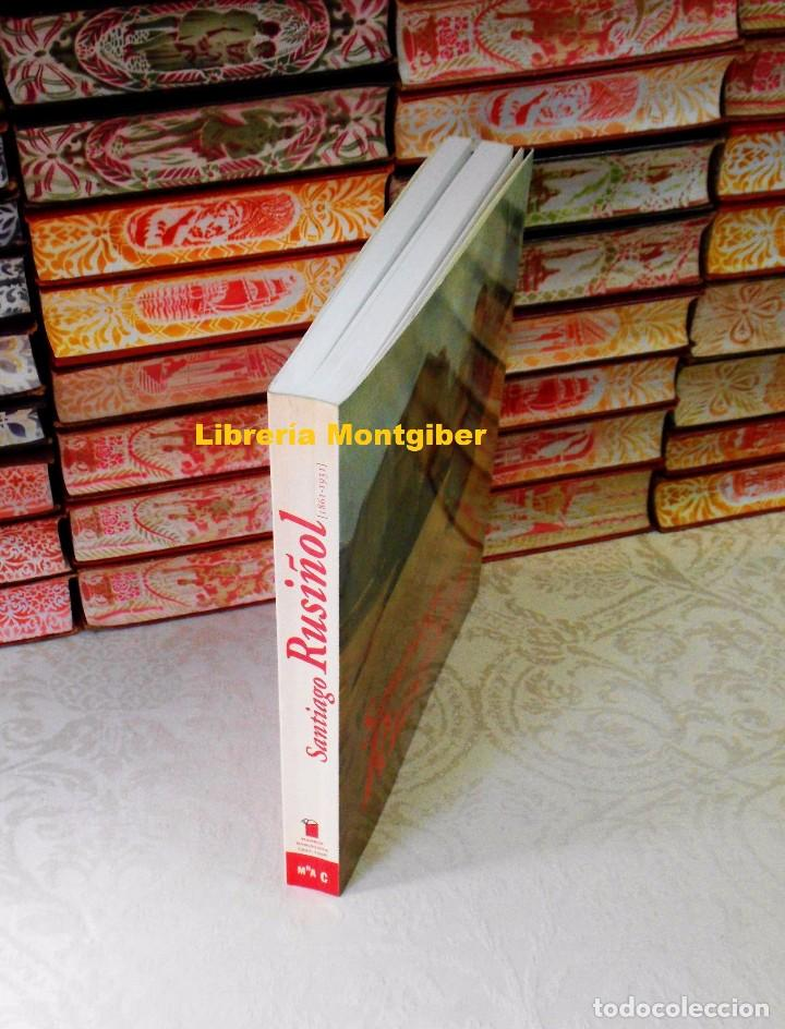 Libros de segunda mano: Santiago Rusiñol . (1861-1931) . Autor : Doñate, Mercè / Mendoza, Cristina - Foto 2 - 100146683