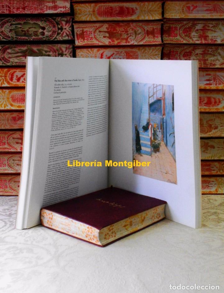 Libros de segunda mano: Santiago Rusiñol . (1861-1931) . Autor : Doñate, Mercè / Mendoza, Cristina - Foto 3 - 100146683