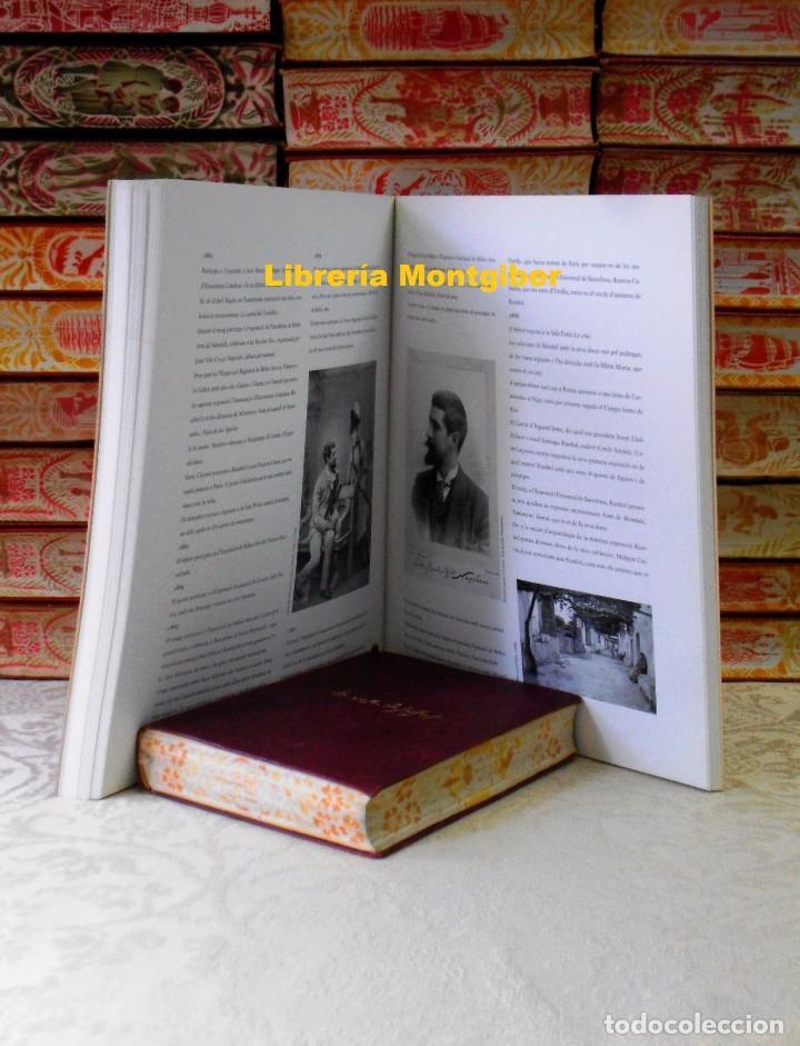 Libros de segunda mano: Santiago Rusiñol . (1861-1931) . Autor : Doñate, Mercè / Mendoza, Cristina - Foto 4 - 100146683