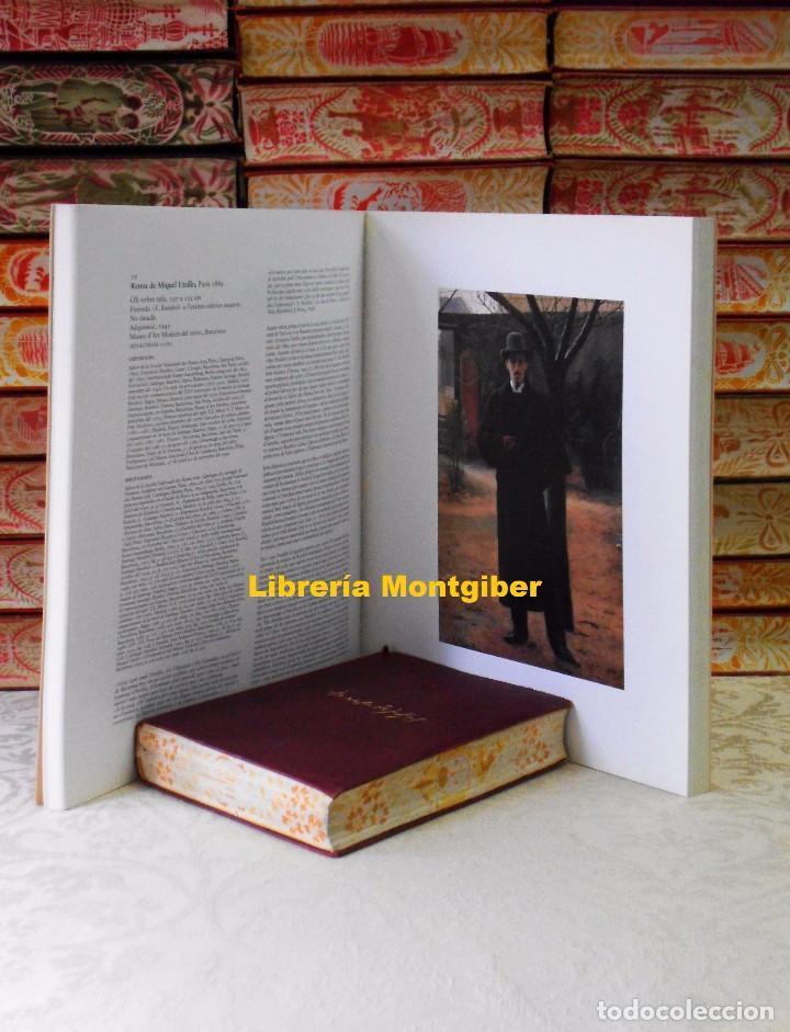 Libros de segunda mano: Santiago Rusiñol . (1861-1931) . Autor : Doñate, Mercè / Mendoza, Cristina - Foto 6 - 100146683