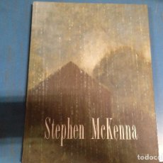 Libros de segunda mano: LIBRO CATALOGO PINTURA STEPHEN MCKENNA. Lote 100527731