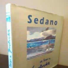 Libros de segunda mano: SEDANO ENTORNO A SANTANDER - ANTONIO GARCIA SEDANO - VALECIO DITORES.. Lote 101374599
