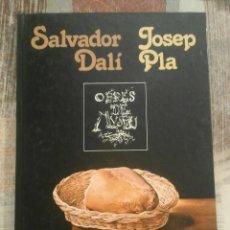 Libros de segunda mano: OBRES DE MUSEU - SALVADOR DALÍ / JOSEP PLA - 1981. Lote 101451339
