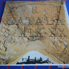 Libros de segunda mano: A. R. T. CATALA S. XIX - XX. COLECCION GRUPO BANCO HISPANO AMERICANO. 1986. RUSTICA CON SOBRECUIERTA. Lote 101743351