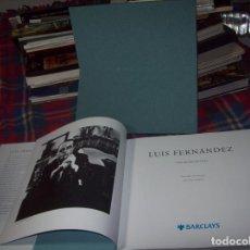 Libros de segunda mano: LUIS FERNÁNDEZ. VALERIANO BOZAL. MUSEO DE ARTE CONTEMPORÁNEO ESTEBAN VICENTE. 2005.. Lote 101950691