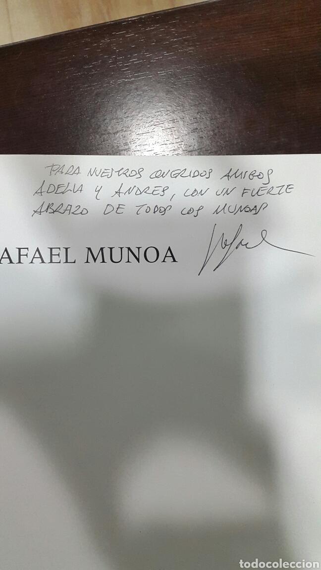 Libros de segunda mano: RAFAEL MUNOA KUTXA 1999 FIRMADO POR RAFAEL - Foto 4 - 63661463