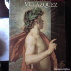 Libros de segunda mano: VELÁZQUEZ. MUSEO DEL PRADO. 1.990.. Lote 102481090