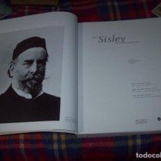 Libros de segunda mano: ALFRED SISLEY, POETA DEL IMPRESIONISMO. FUNDACIÓN THYSSEN-BORNEMISZA. 2002.. Lote 103037655