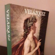 Libros de segunda mano: VELÁZQUEZ- MUSEO DEL PRADO 1990. Lote 103213907