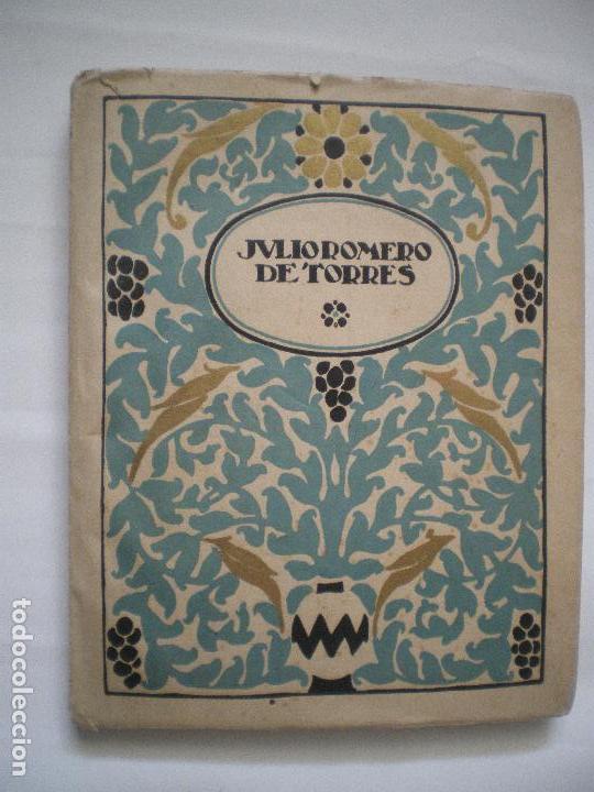 JULIO ROMERO DE TORRES (Libros de Segunda Mano - Bellas artes, ocio y coleccionismo - Pintura)