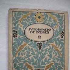 Libros de segunda mano: JULIO ROMERO DE TORRES. Lote 103306431