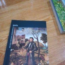 Libros de segunda mano: GUÍA MUSEO THYSSEN-BORNEMISZA. Lote 103342612