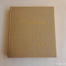 Libros de segunda mano: EL GRECO SEGUNDA EDICIÓN ESTUDIO BIOGRAFICO Y CRITICO. ED. OFFO MADRID 1966. ILUSTRADO.. Lote 103532851
