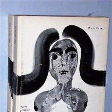 Libros de segunda mano: CATALOGUE DE L´OEUVRE LITHOGRAPHIÉ ET GRAVÉ DE HANS ERNI. (2 TOMOS) . Lote 103777019