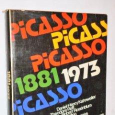 Libros de segunda mano: PICASSO 1881-1973. Lote 103777355